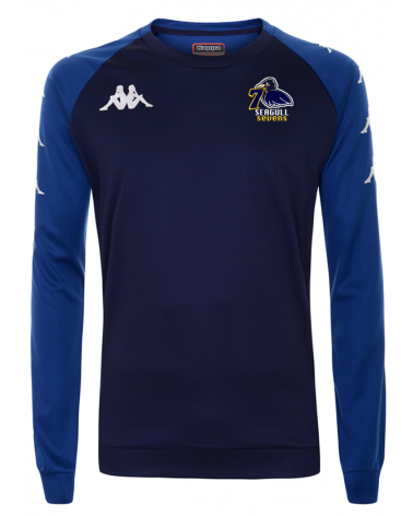 Sweat col rond Parme Seagull Sevens - Kappa