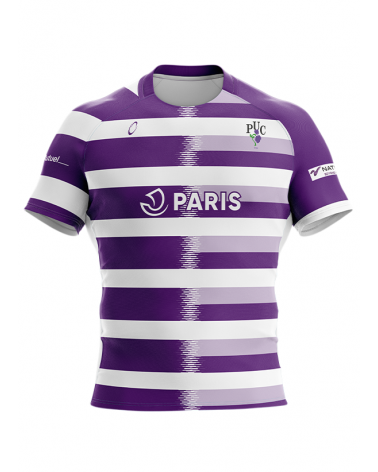 Maillot Confort PUC RUGBY EDR 2021-2022 - Akka Sports