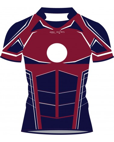 Maillot rugby Iron
