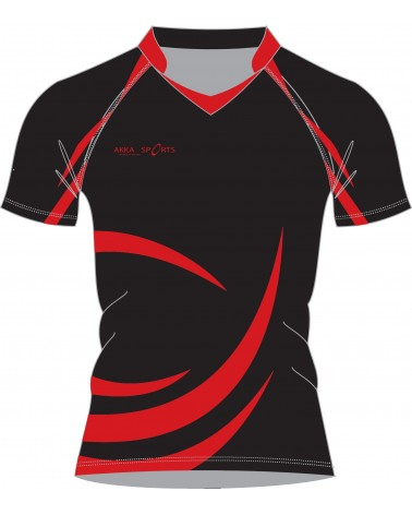 Maillot rugby Abstract