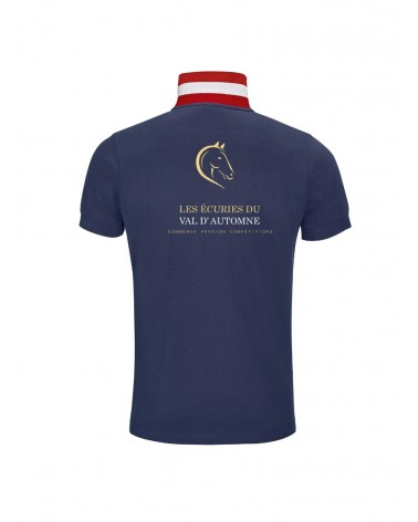 Polo Patriot Homme - Marine