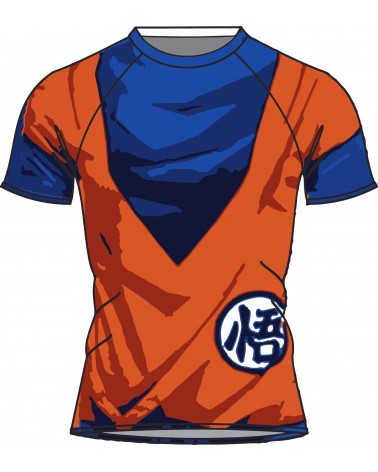 Maillot rugby Goku