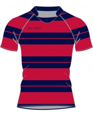 Maillot rugby All Stripe