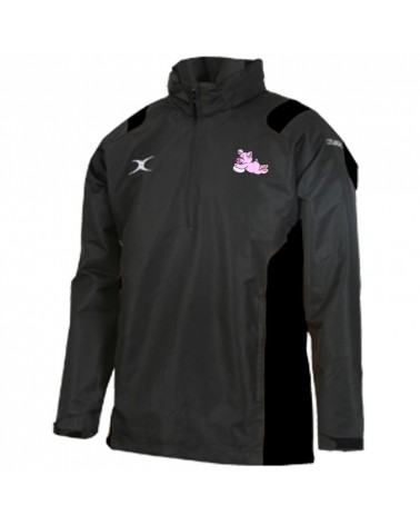 Veste 1/2 Zip Gilbert UPMC PC par Akka Sports