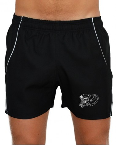 short SP95 Rugby - BLK