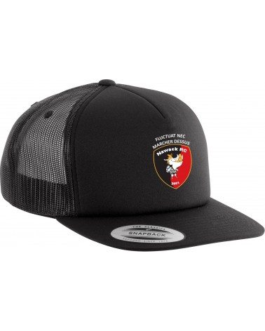 Casquette K-Up KP911 Noir RC NAWACK par Akka Sports