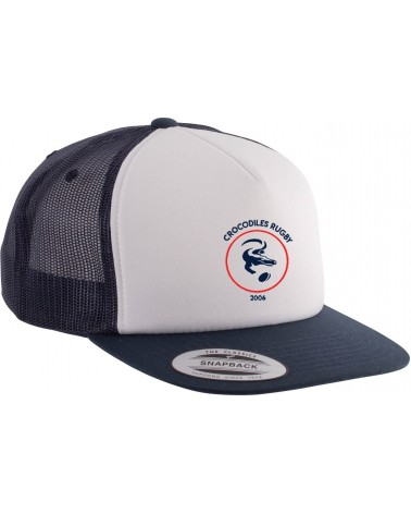 Casquette Trucker Crocodiles Networf FFSE par Akka Sports