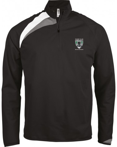 Sweat 1/4 Zip RC EPINAY SUR SEINE FFSE PAR AKKA SPORTS