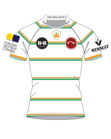 Maillot Replica Big de Vincennes