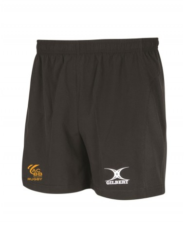 Short Virtuo Gilbert ACBB Rugby par Akka Sports