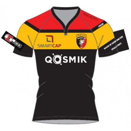 Maillot rugby replica Nawack RC