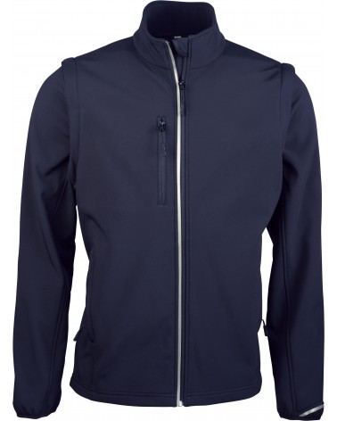 Veste softshell manches amovibles - ProAct
