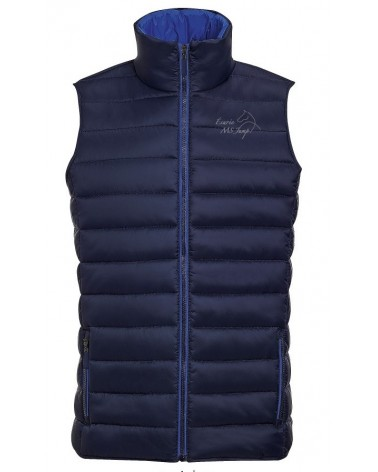 Bodywarmer Wave Homme Ecurie MS Jump par Akka Sports
