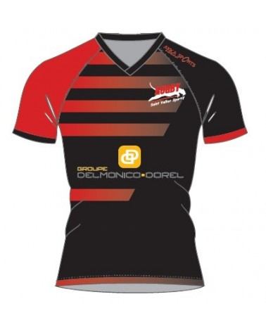 Maillot rugby sublimé St Vallier Touch - Akka sports