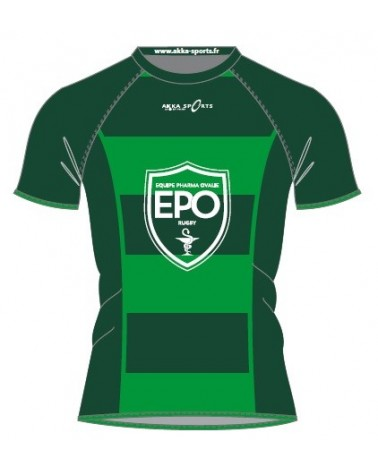 Maillot rugby sublimé Elite EPO - Akka sports