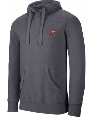 Sweat Capuche chiné  H/F  MERU LES SABLONS - Akka sports