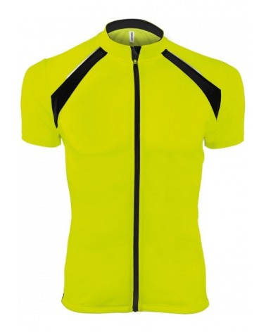MAILLOT CYCLISTE MANCHES COURTES PROACT