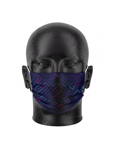 Masque UNS AFNOR SPEC S76-001 AKKA SPORTS