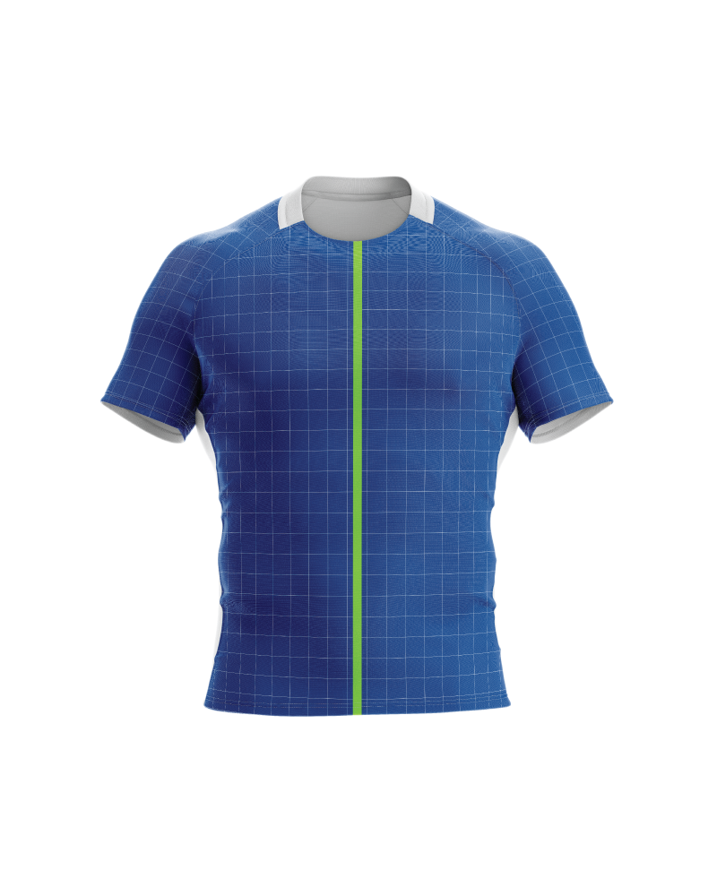 Maillot Rugby Modèle 3D Confort Face - Akka-sports