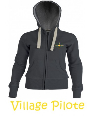 Sweat Officiel Village Pilote
