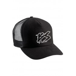 Casquette Trucker Black Scarf - Akka Sports