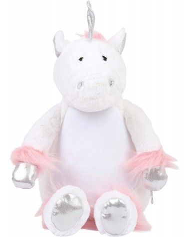 Peluche Licorne Personnalisable - Akka Sports