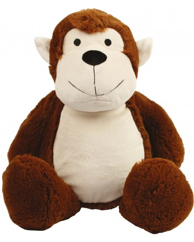 Peluche Singe Personnalisable - Akka Sports