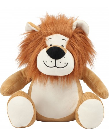 Peluche Lion Personnalisable - Akka Sports