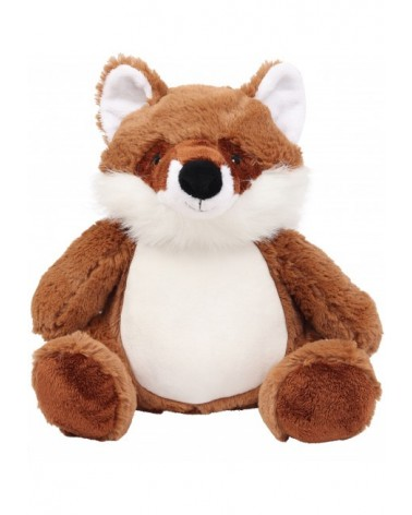 Peluche Renard Personnalisable - Akka Sports