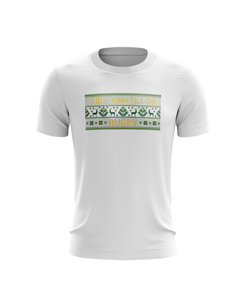 Tee-shirt Lifestyle Noël Sweater VIRY - Akka Sports
