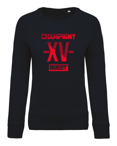 Sweat col rond Lifestyle Femme Champigny - Akka Sports