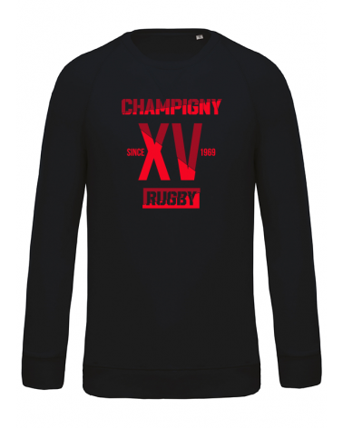 Sweat col rond Lifestyle Enfant Champigny - Akka Sports