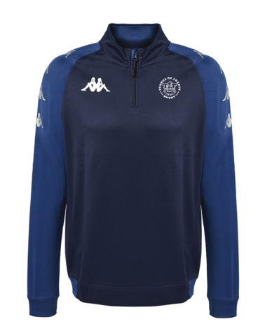 Sweat 1/4 zip Trieste TDF - Kappa