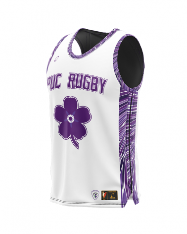 Maillot Basket Violette PUC RUGBY - Akka Sports