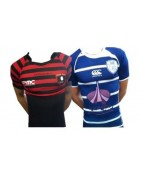 Maillots de rugby personnalisables